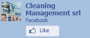 Cleaning Management è presente su Facebook