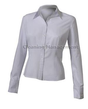 camicia donna bianca cotone tg s tg varie