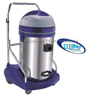 clean up work inox 2 lt 76   aspiraliquidipolvere
